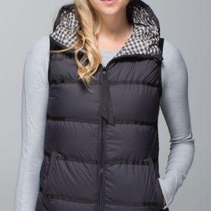 Lululemon Chilly Chill Vest, Size 6